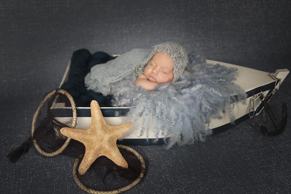 voorbeelden newborn fotografie
