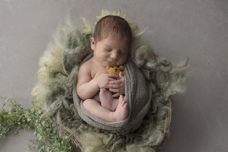 newborn fotoshoot Emmeloord